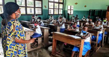 unicef education africa