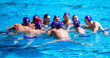 uvse water polo team