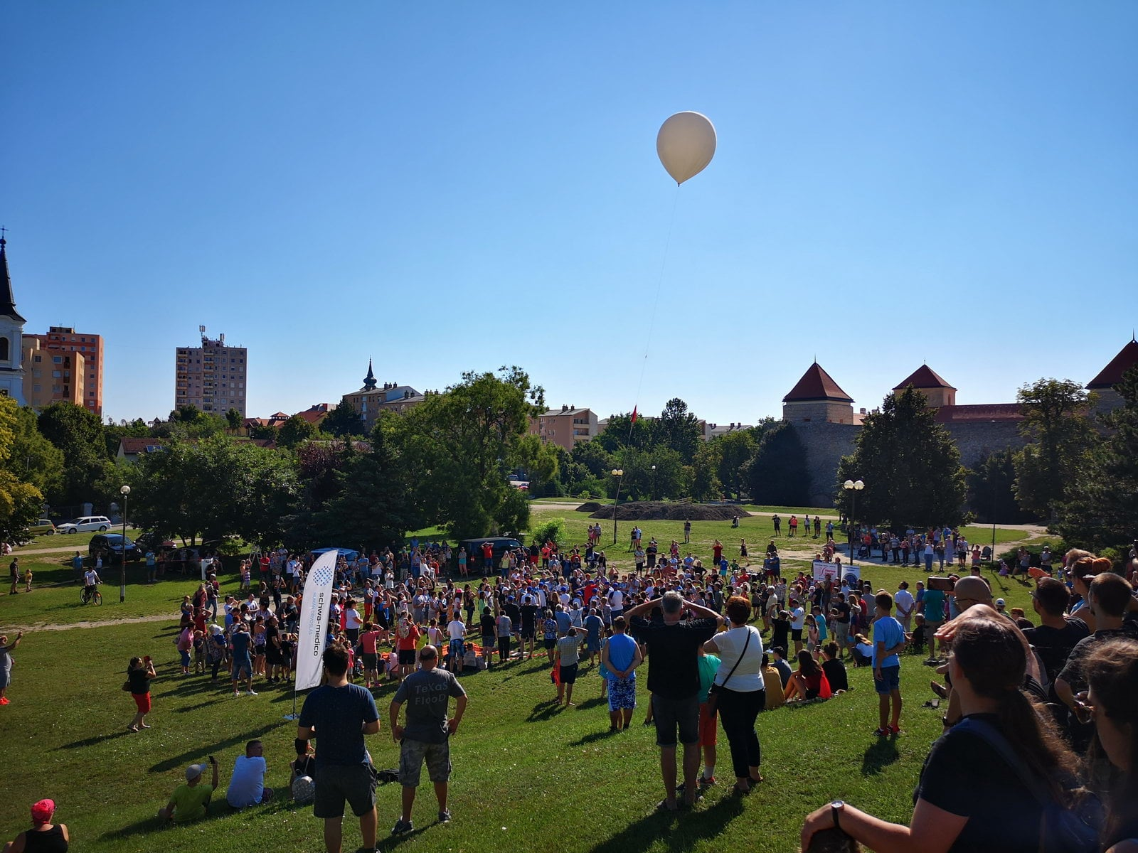 Űrbatyu II-high-altitude balloon-Hungary-Várpalota
