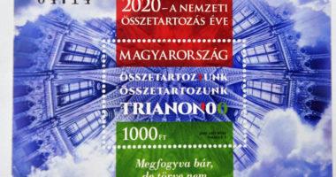 100th anniversary of the Trianon Peace Treaty