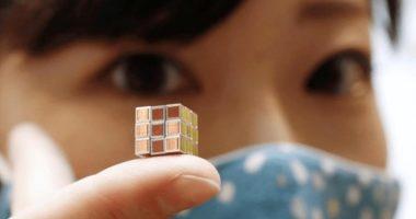 world's smallest rubik's cube