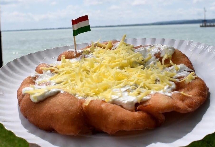 Balaton lángos Hungary tourism