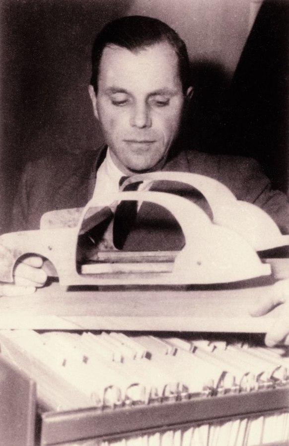 Barényi Béla-Hungarian-inventor