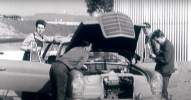 Barényi béla-Mercedes-Benz