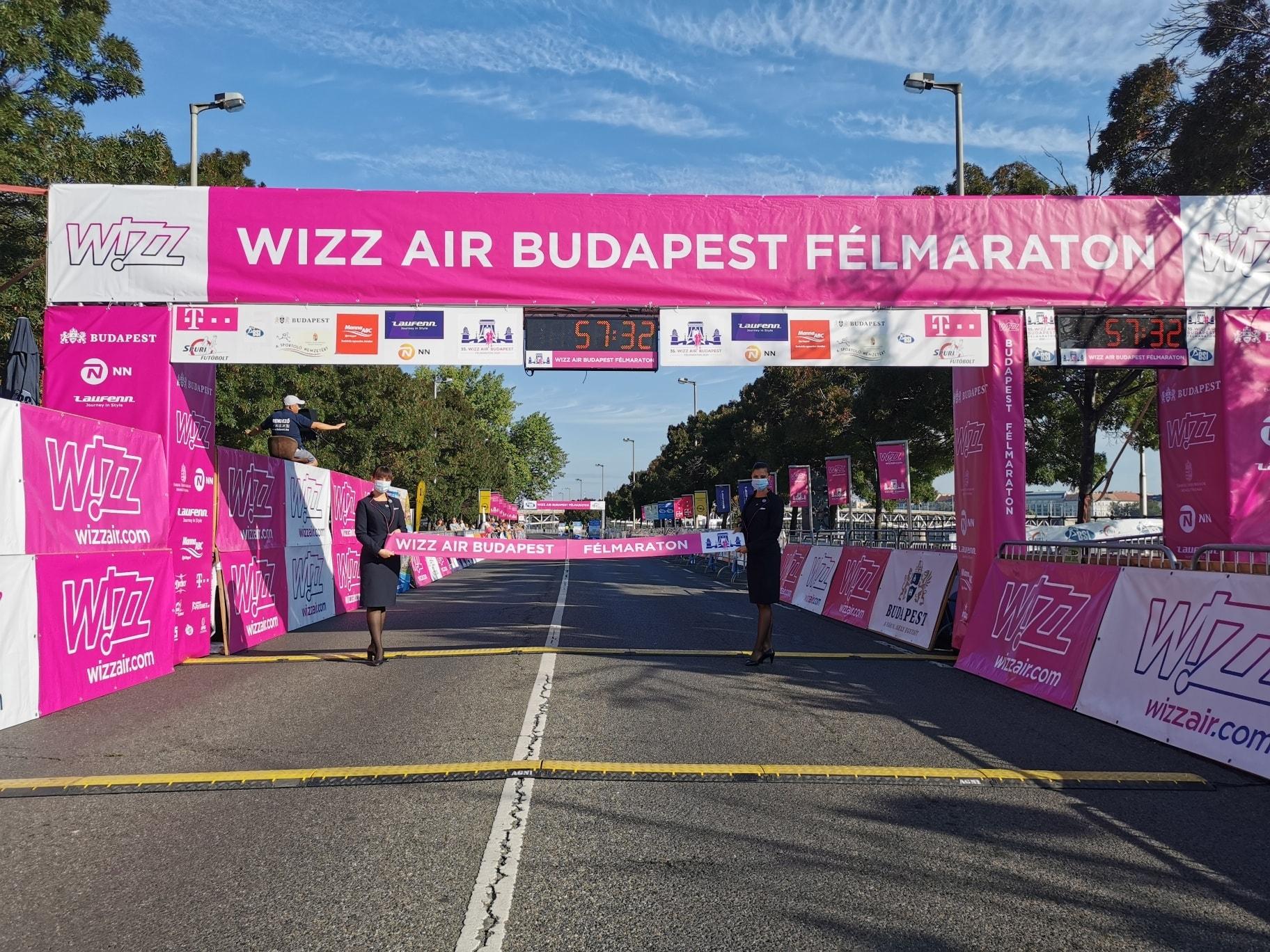 Budapest run coronavirus