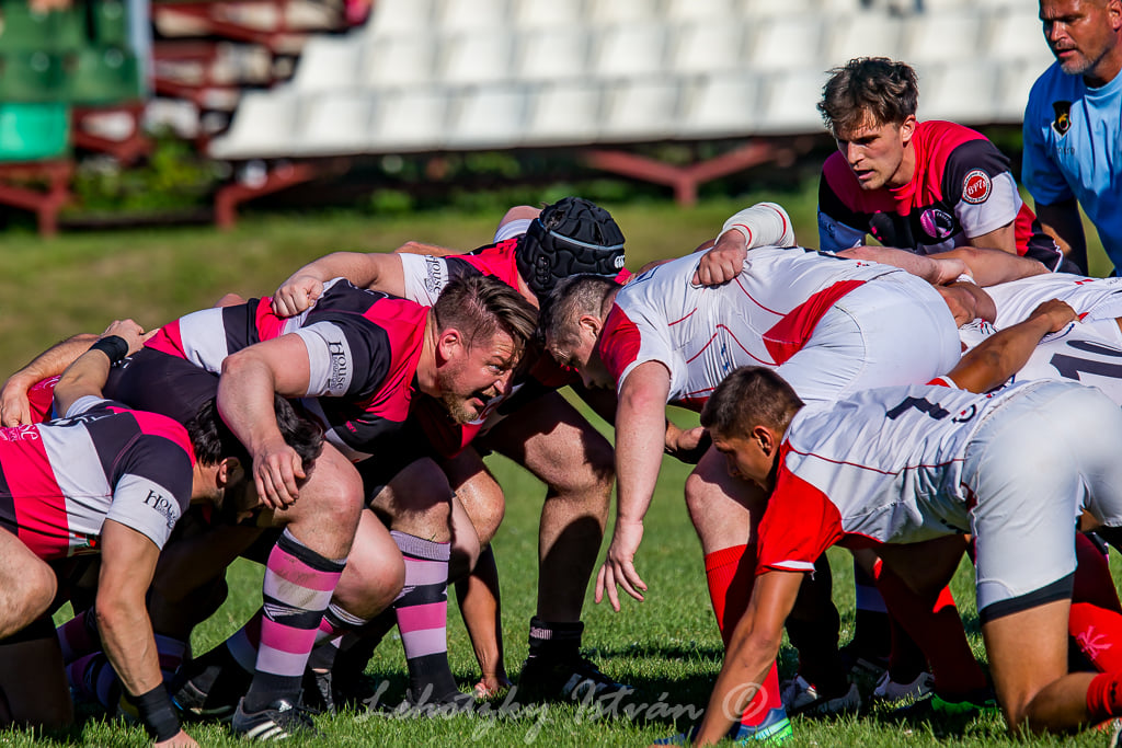 Budapest sport rugby