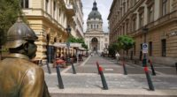 Budapest tourism Hungary coronavirus basilica