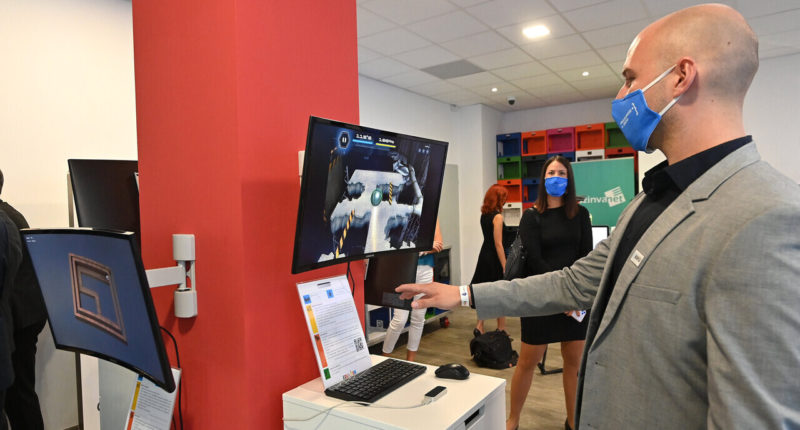 Centre showcasing cutting-edge technologies opens in Budapest