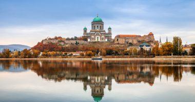 Esztergom, Basilica, Hungary