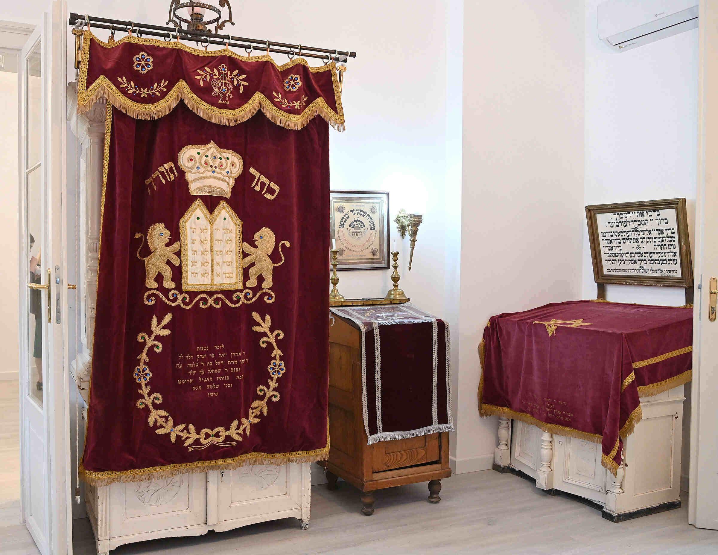 Budapest Hungary synagogue