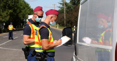 Hungary Coronavirus Border Control