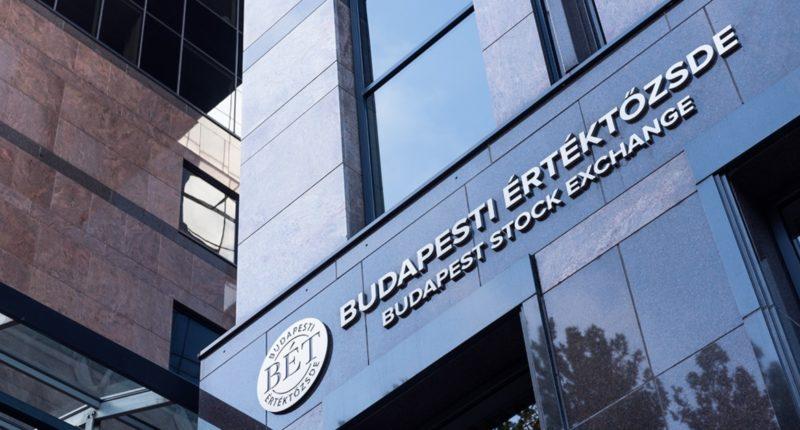 Hungary money stock exchange