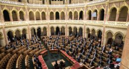 Hungary parliament autumn session