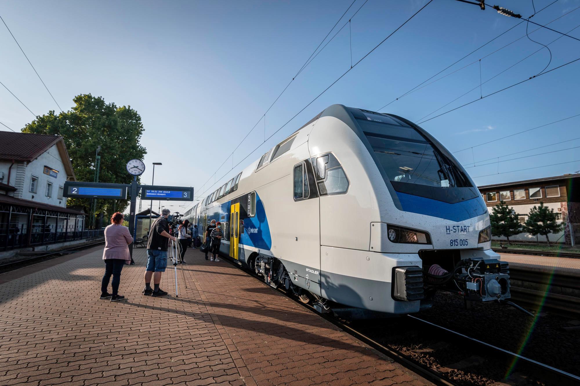 Hungary railway innovation technology