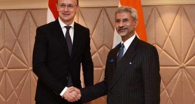 India Hungary cooperation China