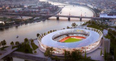 National Athletics Centre 2023