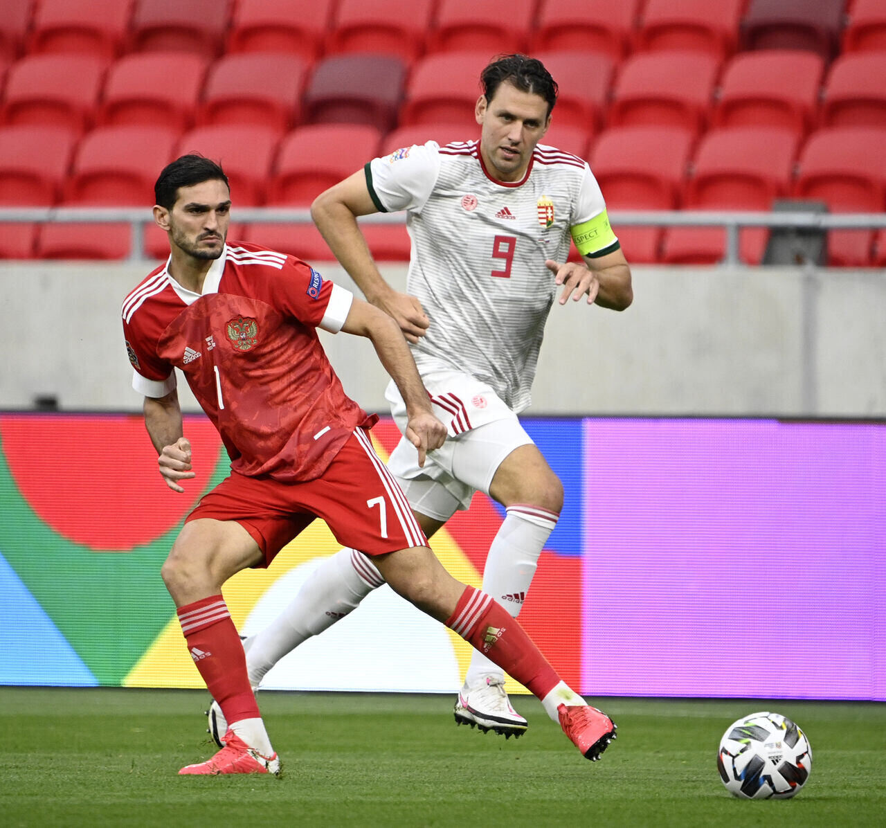 UEFA Nations League, Hungary-Russia 2-3