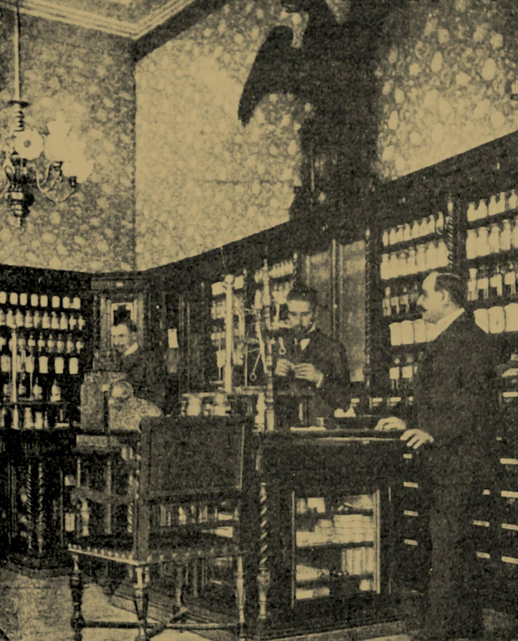Pharmacie Sas