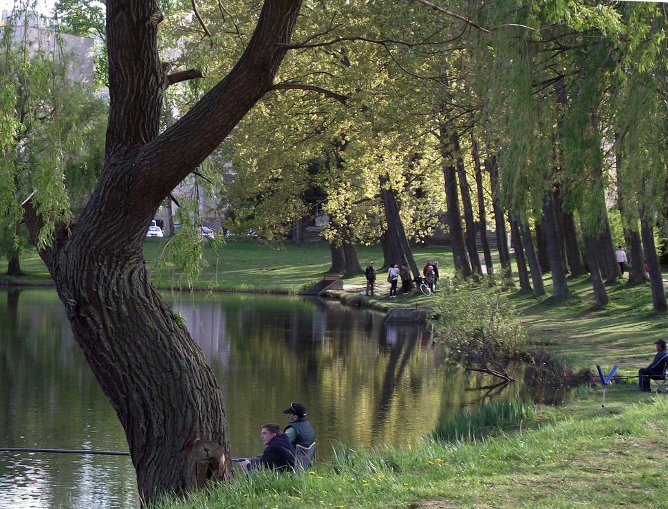 Sopron Ibolya Lake