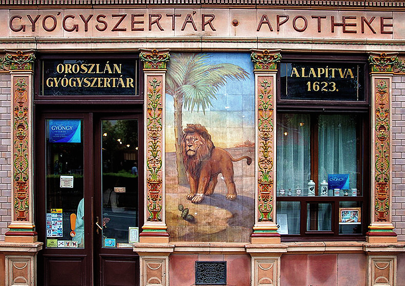 Sopron Lion Pharmacy