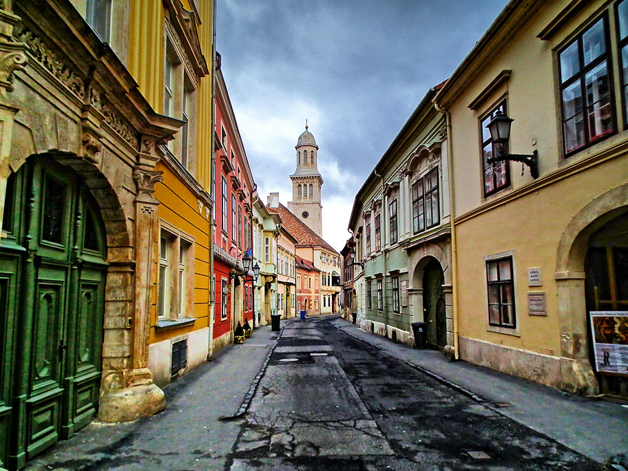 Sopron Old Town Second