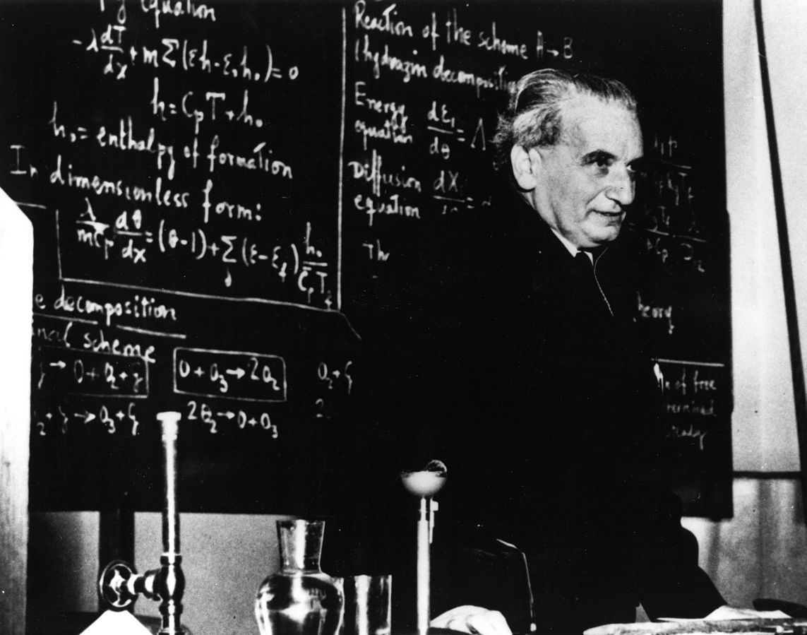 Theodore von Kármán-Hungarian-American mathematician-aerospace engineer-physicist