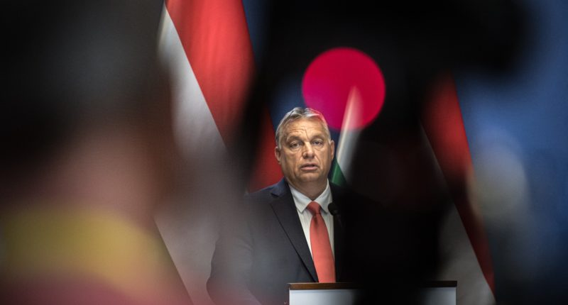 Viktor Orbán government coronavirus