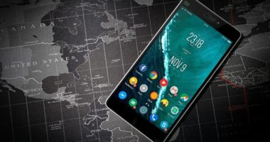 android phone map