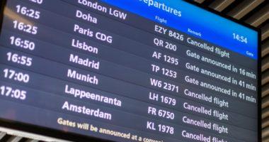 budapest airport flights