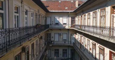 budapest hungary real estate flat