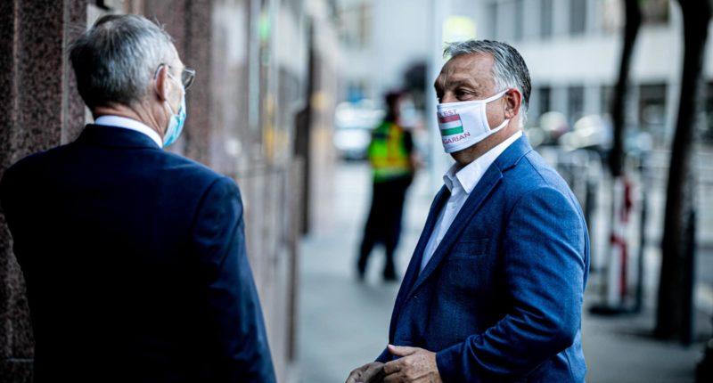 coronavirus Orbán Hungary