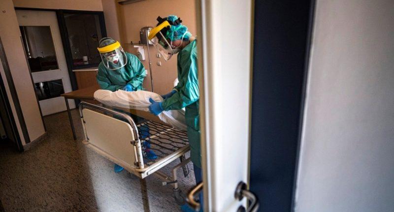 coronavirus hospital hungary uzsoki