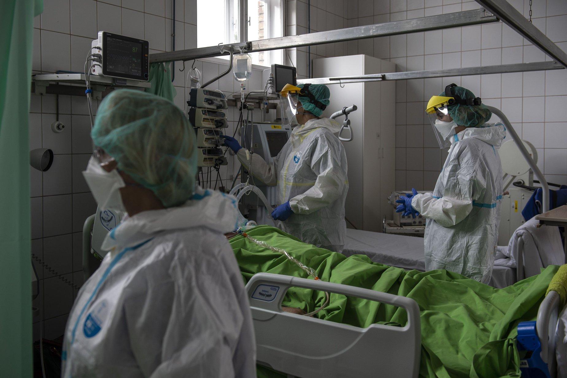 coronavirus in Hungary