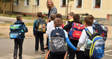 education-school-year-hungary coronavirus