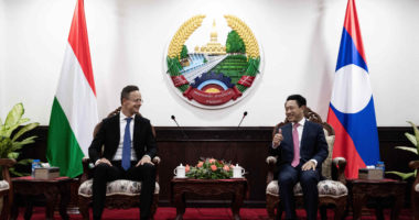 hungary laos cooperation