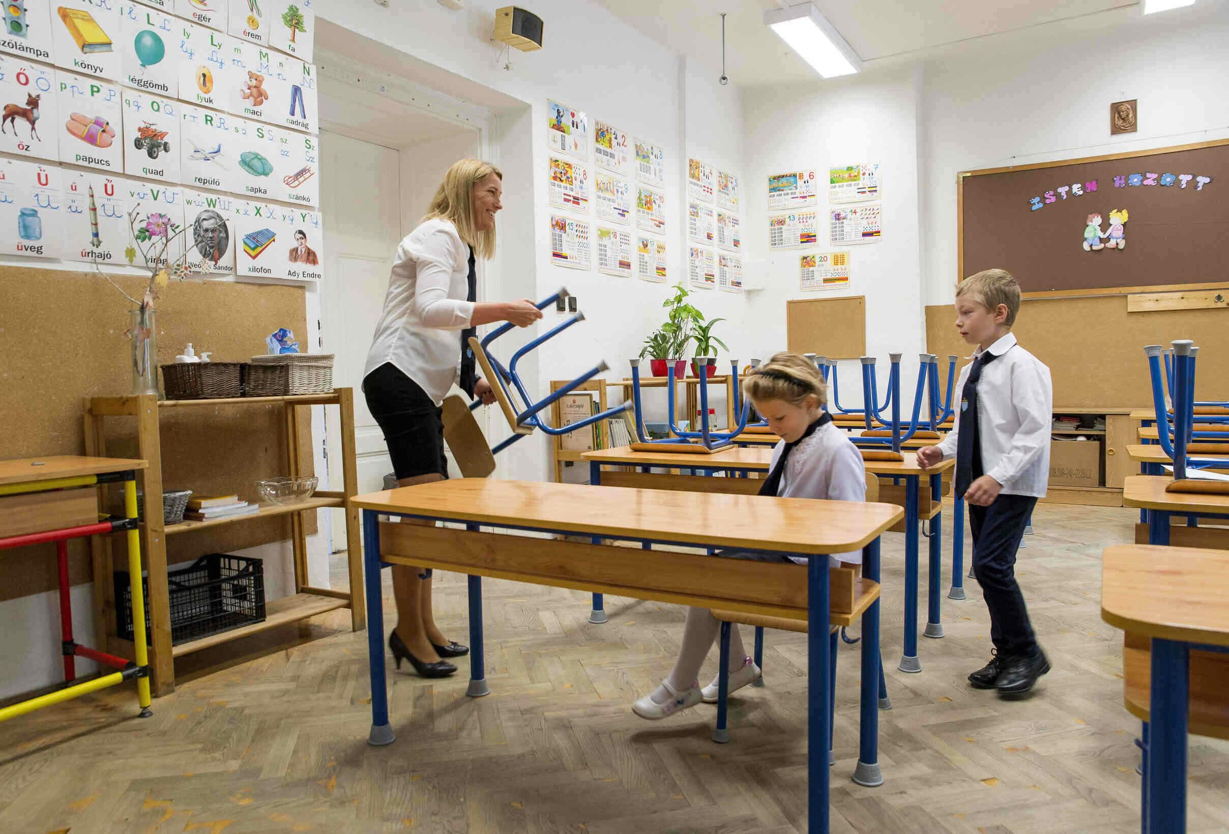 hungary school education