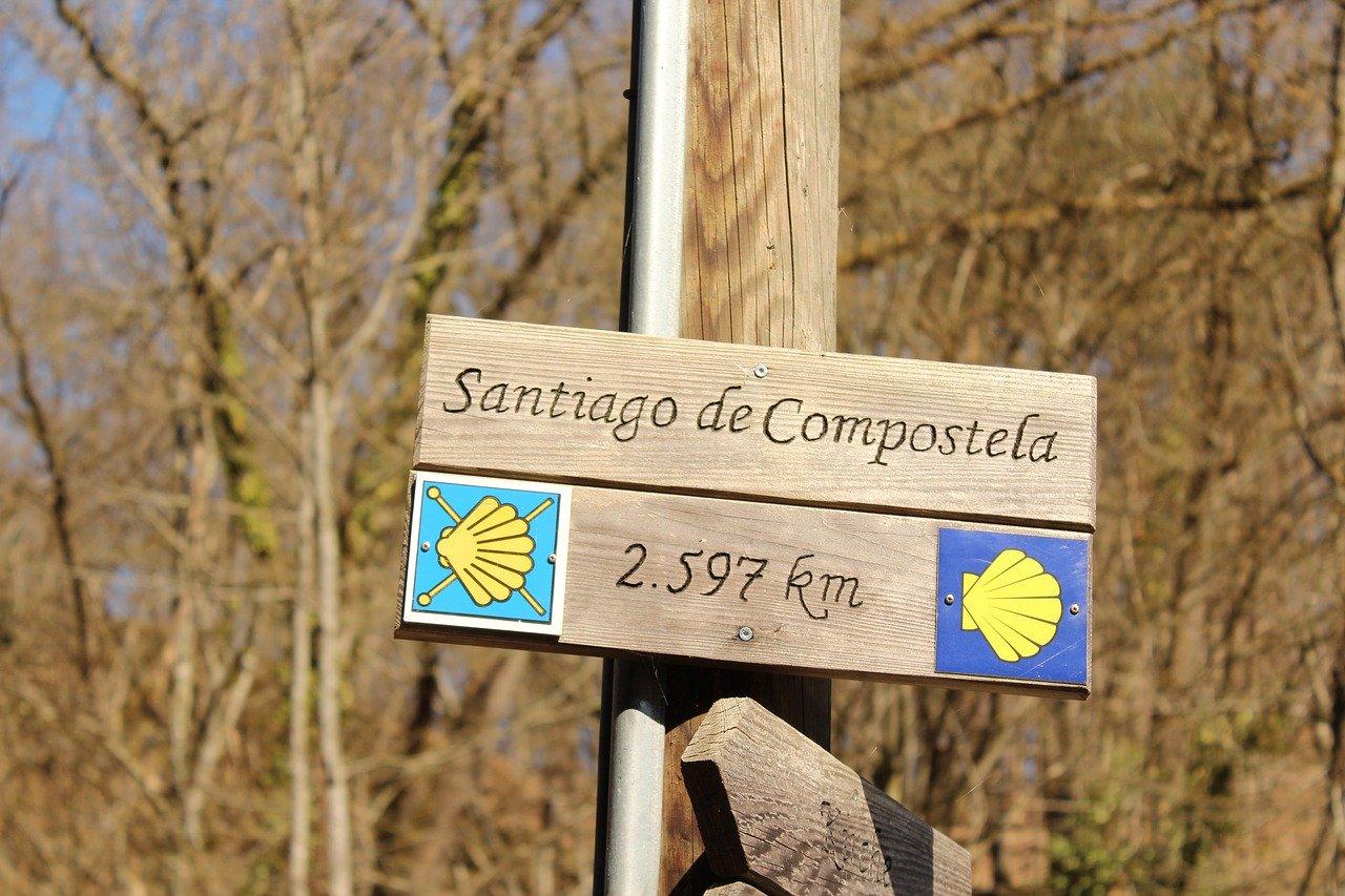 el camino de compostela spain pilgrimage