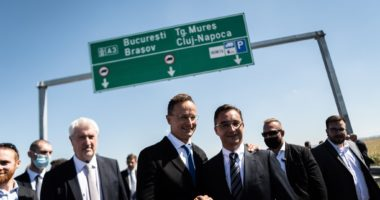 new border crossing hungary romania