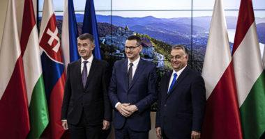 orbán and visegrád partners