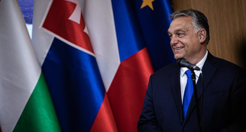 orbán is brussels