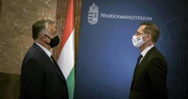orbán and varga