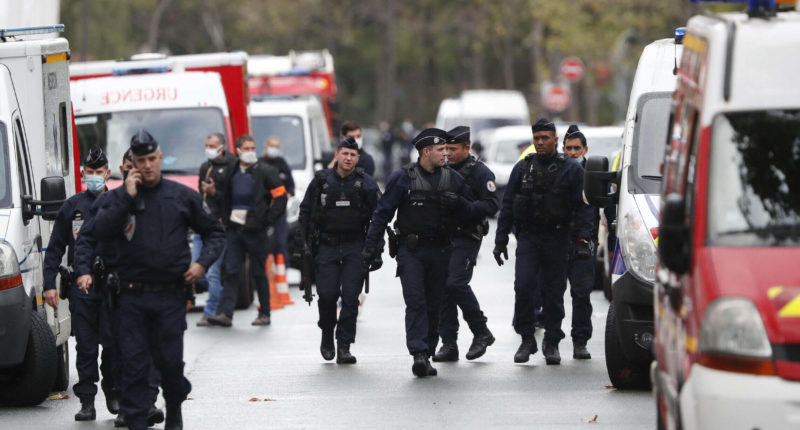 stabbing in paris