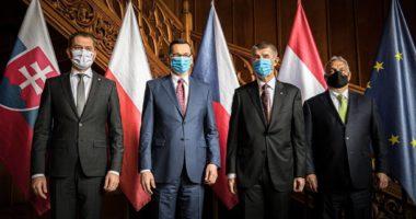 Hungary V4 Viktor Orbán