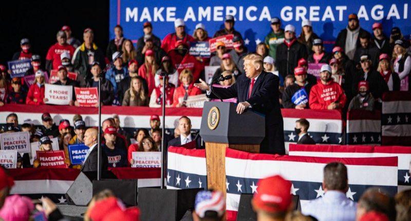 trump makes america great again
