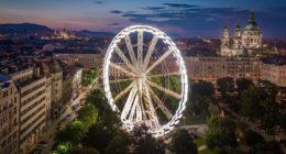 Budapest Eye, Budapest, Hungary