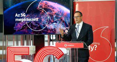 5G Vodafone Budapest