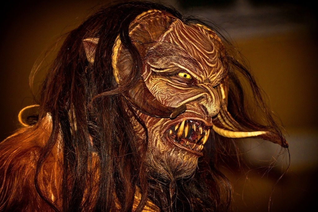 Demon Krampus Devil Ördög