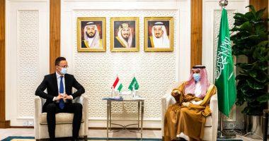 Hungary and Saudi Arabia had similar views on the importance of border protection