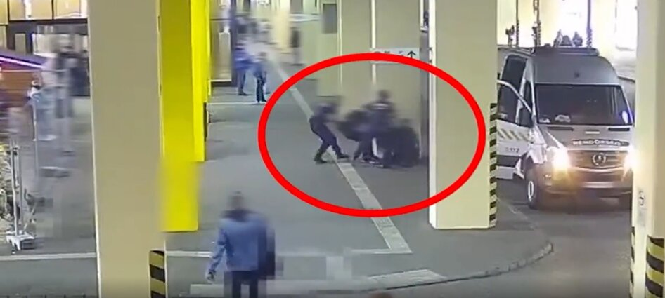 Hungary police crime Budapest