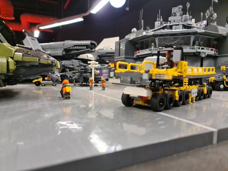 Lego-Avatar-Diorama
